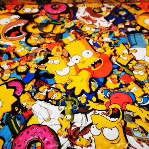 Simpsons Hydrographic Film 100cm wide