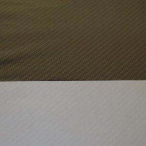 Gold True weave carbon 100cm