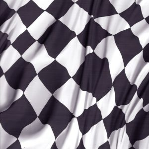Checkered Flag Hydrographics Film 100cm