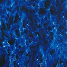 inferno blue