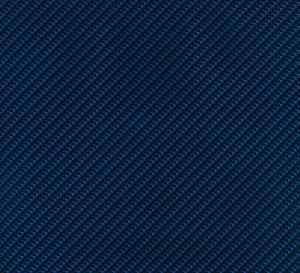 wide weave blue