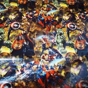 Marvel Heroes 2 Hydrographic Film 50cm